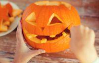 Décorations de citrouille pour Halloween