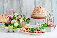 Des fêtes de Pâques colorées avec un peu de votre imagination et un peu de notre centre de jardineri
